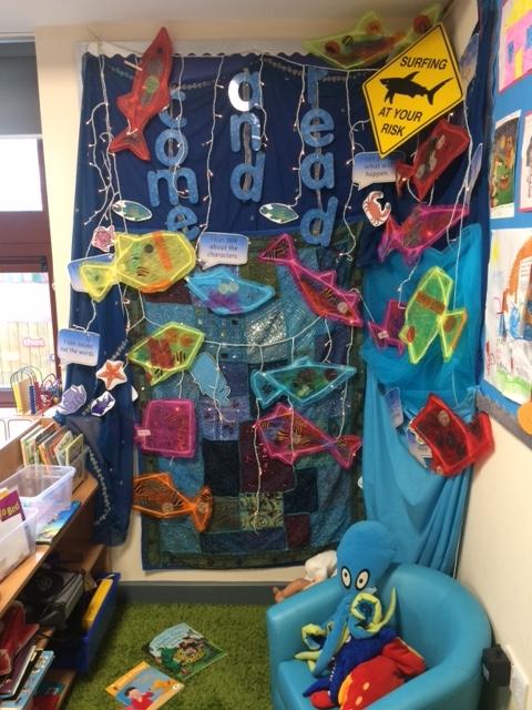 fish book corner