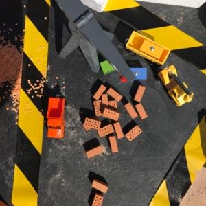 tuff spot activity bricks