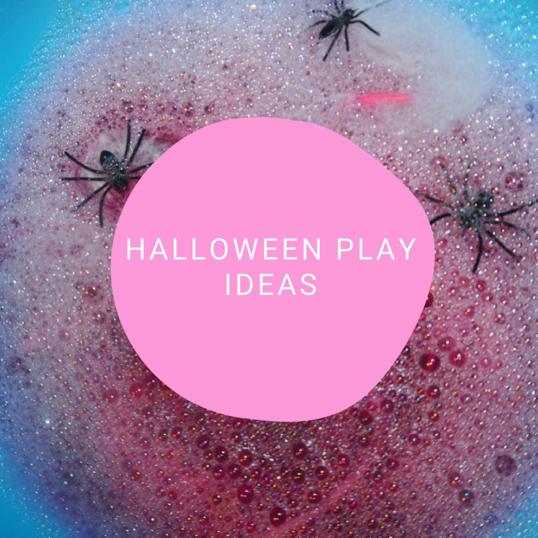 eyfs halloween ideas for play