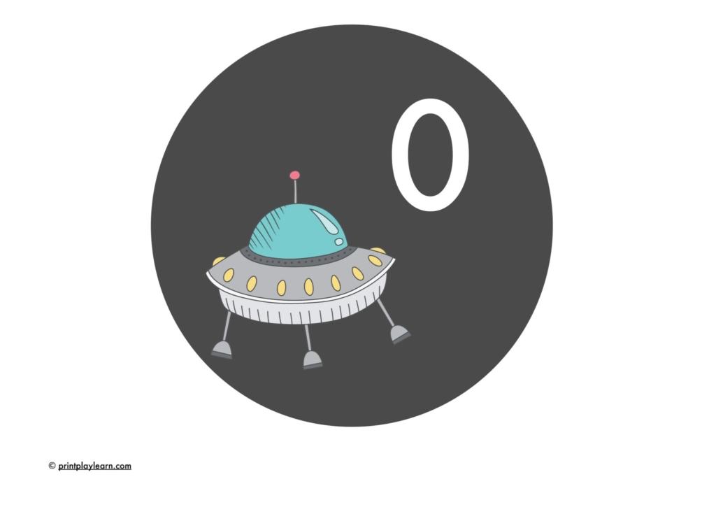 spaceship on black background